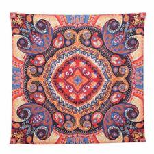 Indische Decke Wandteppich Tagesdecke Wandbehang Überwurf Dekoration Mandala NEU