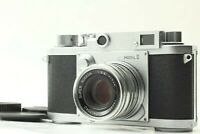 *Opt. NEAR MINT* Minolta 35 Model II Rangefinder Film Camera w/50mm F2.8 C JAPAN