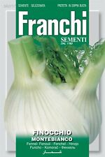 Franchi Seeds of Italy - Fennel - Montebianco - Seeds