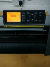 More details for graphtec ce6000-60 plus vinyl cutter with stand used. excellent condition.