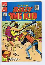 Billy the Kid #95 Charlton Pub 1972