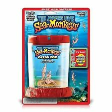 Sea Monkeys 85236 Ocean Zoo Education Toy Set, Assorted Colors