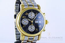Montblanc Meisterstuck Star Chronograph Ref. 7001 Gold Plated Steel Automatic