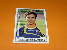 12 F. PAVON BARAHOMA ACA ARLES AVIGNON PANINI FOOT 2011 FOOTBALL 2010-2011