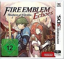 Fire Emblem Echoes: Shadows of Valentia [3DS] de Nint... | Jeu vidéo | état neuf