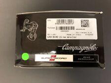 Campagnolo Super Record 11 Rear Derailleur RD11-SR1 with Original Packaging