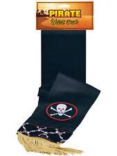 Pirate Waist Sash Buccaneer Sparrow Jack Halloween Fancy Dress New Accessory