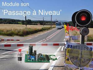 Module Son: 'Passage à niveau Française'