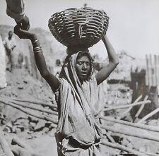 Werner Bischof Photo Print 21x30 Dam Construction Damodar Valley India 1951 B&W