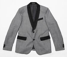 $860 Italy BRIAN DALES Shawl-Collar Evening Formal Jacket Blazer Medium 48-IT 38