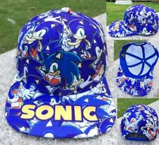 Sonic The Hedgehog Canvas Sun Baseball Caps Hat Cosplay Collection