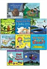 The Julia Donaldson Collection Pack 10 Books Set Inc Gruffalo Song Book,Monkey..