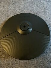 More details for roland v-drums cy-5 dual zone cymbal - taken from td-1dmk - mint!