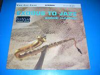 EDDIE HARRIS Exodus to Jazz LP Vee Jay 3016 1961 VG+/NM Bell Sound A1/A1