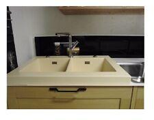 SCHOCK Quadro N100 XL-Einbaubecken 44x44x30cm OHNE Überlauf Gastronomie geeignet