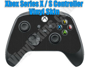 Any 2 Custom Vinyl Skin / Decal Designs for the Xbox Series X - S Controllers