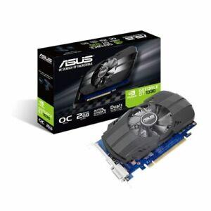 ASUS GeForce GT 1030 2GB Phoenix Boost Graphics Card