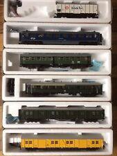 Roco H0 Personen/Güterwagen DB NS 44143 44243 44379 44547 44592 46212