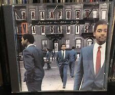 Branford Marsalis-Scenes In The City CD CBS-CDCBS 25952 Fuori Catalogo NM/Mint