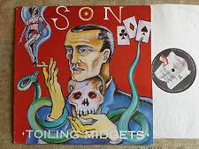 Toiling Midgets – Son  - LP