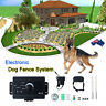 Eyes.sys Waterproof Underground Electric Dog Fence System Shock Collars For Pet