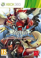 BlazBlue Continuum Shift Microsoft Xbox 360 PAL Brand New