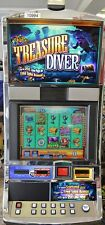 "Slot Machine Williams Bluebird 1 ""Treasure Diver"""