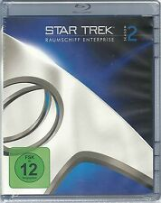 Star Trek Raumschiff Enterprise Classic 2 Blu-ray Neu OVP Sealed ohne Pappe Dt.