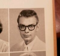 Leon Russell Senior High School Yearbook 1959