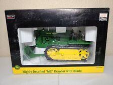 "John Deere ""MC"" Crawler with Blade - Green - SpecCast 1:16 Scale #JDM192 New!"