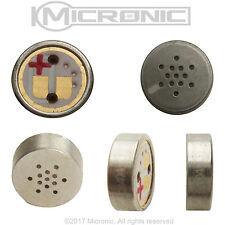3x primo EM-265 Unidireccional Cardioide cápsula de micrófono condensador electret