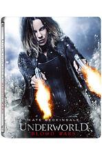 Underworld: Blood Wars (2017, Blu-ray) Steelbook International Edition / 2D + 3D