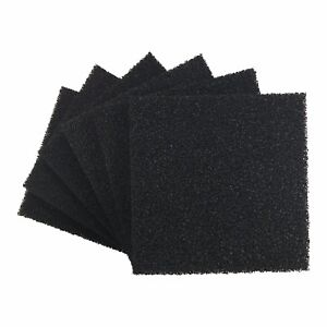 6 x Rena Filstar xP Carbon Filter Pads for XP1, XP2, XP3, XP4.