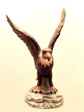 THE AMERICAN EAGLE PORCELAIN SCULPTURE ROYAL HERITAGE COLLECTION