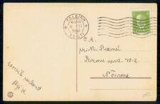 Mayfairstamps Estonia 1940 Tallinn to Nomme Card wwf_89955