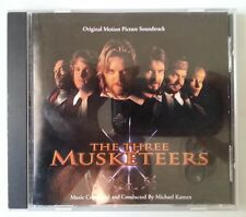 VARIOUS 'The Three Musketeers' [HR-61581-2, CD, 1993]