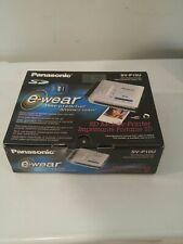 Panasonic e-wear SD Mobile Printer Model SV-P10U NIB