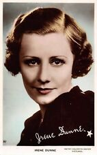Irene Dunne, Metro Goldwyn-Mayer, Cinema Movie Star Film Actress, Singer