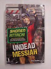 Undead Messiah Band 1, Shonen Attack, Extras, ovp, Tokyopop, ShoCo Card,