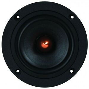 "Dayton Audio - PS95-8 - 3-1/2"" Point Source Full-Range Driver 8 Ohm"