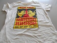 STAR TREK - SPOCK MIRROR MIRROR T-SHIRT- 2XL ( SMALL FIT ) - SEE DESC FOR SIZING