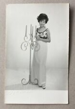 1960's 文蘭 Hong Kong Chinese actress Man Lan studio photo