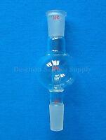 24/40,100ml,Glass Anti-splash Adapter,Anti splash head,Lab Chemistry Glassware