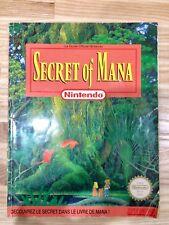 Guide : Secret Of Mana Super Nintendo Français