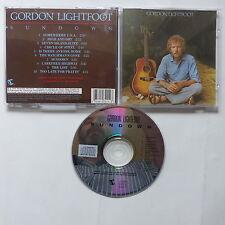 CD Album GORDON LIGHTFOOT Sundown CD 2177