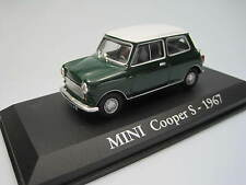 RBA Mini Cooper S 1967 -  IXO 1/43 cochesaescala
