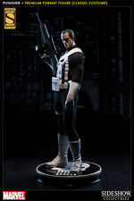 MARVEL EXCLUSIVE PUNISHER CLASSIC COSTUME PREMIUM FORMAT FIGURE STATUE SIDESHOW