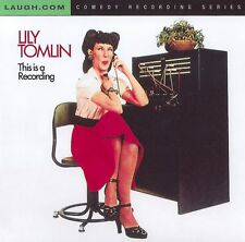 LILY TOMLIN - 2 CD COMEDY CLASSICS - NEW