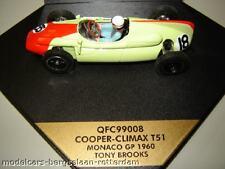 Cooper Climax T51 Monaco '60 #18 T. Brooks - Quartzo