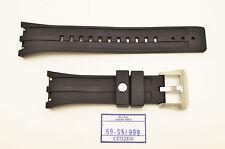 Citizen Eco-Drive Promaster Black Rubber Watch Band Strap   B741M-S065551